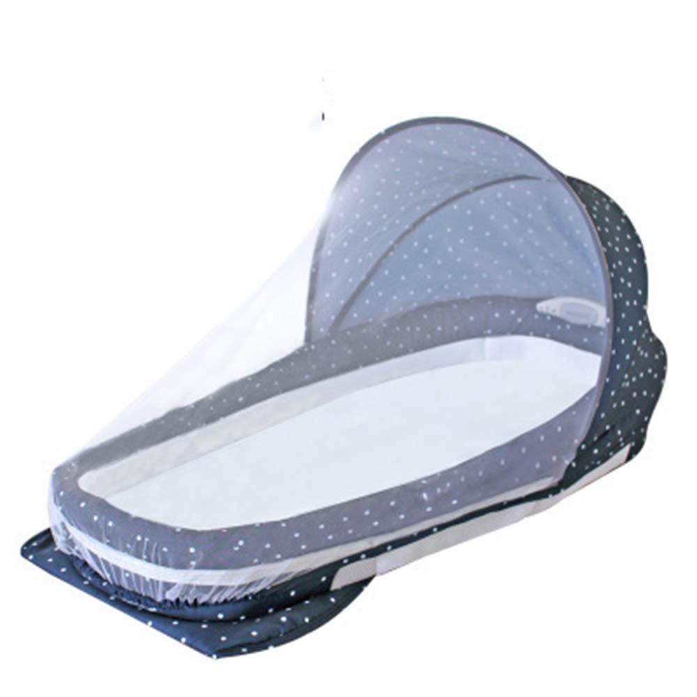 ポータブルCan Go Out to Carry aベビーベッドベッドで多機能折りたたみ式ベビー新生児赤ちゃんBBベッド   B07F87D24T