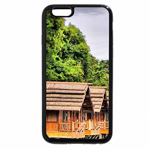 iPhone 6S / iPhone 6 Case (Black) bungalows on samal island the philippines