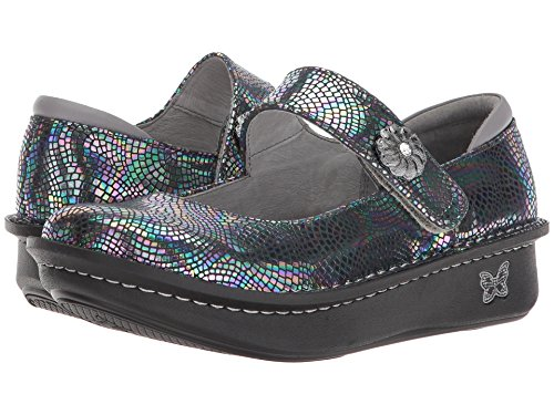 Alegria Paloma Womens Mary Jane Shoe Fandamonium Wide 7 W US