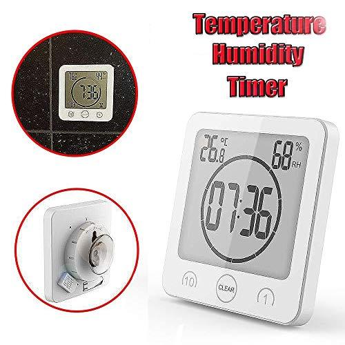 Digital Clock Timer with Alarm