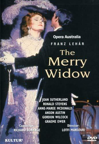 - Lehar - The Merry Widow / Bonynge, Sutherland, Stevens, Opera Australia