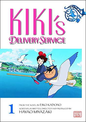 Kiki's Delivery Service Film Comic, Vol. 1 (Kiki's Delivery Service Film Comics)