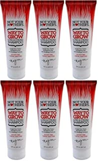 product image for Not Your Mothers Shampoo Way To Grow (Long+Strong) 8 Ounce (235ml) (6 Pack)