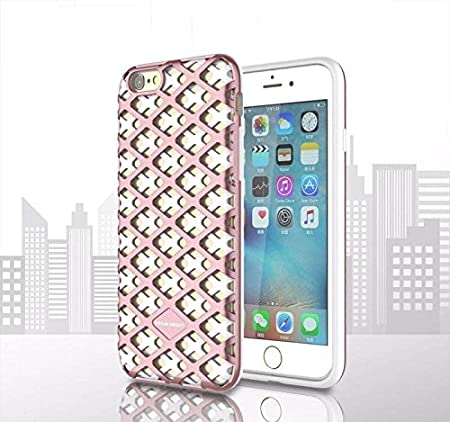 Kapa Urban Knight Shockproof Hard Back Case Cover for Apple iPhone SE 5 5S   Rose Gold Cases   Covers