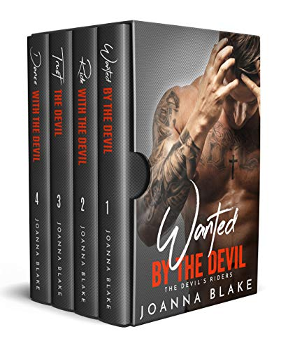 Wanted: The Devil's Riders Books 1-4