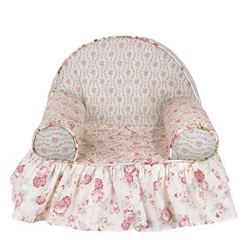 Cotton Tale Designs Baby's 1st Chair, Tea Party (Cotton Tale Tea Party Bedding)