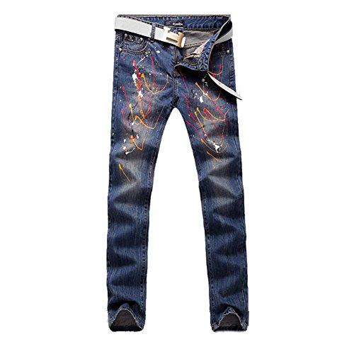 DeLamode - Pantalón corto - para hombre Z0009