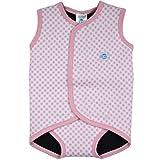 Splash About Baby Wrap - Pink gingham( 6-18 Months - Medium) by Splash About