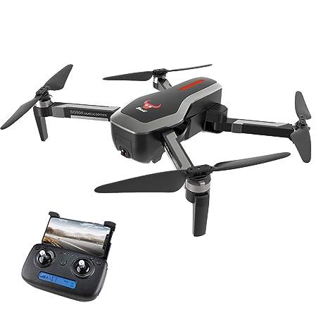Dron óPtico Que Fluye Quadcopter Plegable con Doble Imagen De ...