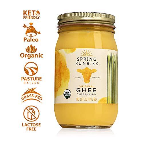 Spring Sunrise Organic Ghee 16 product image