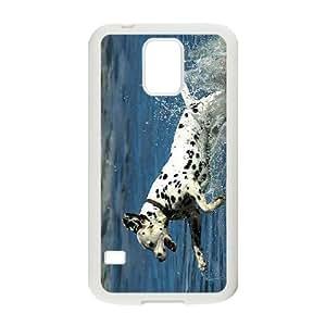Dalmatian Unique Design Cover Case for SamSung Galaxy S5 I9600,custom case cover ygtg-297732