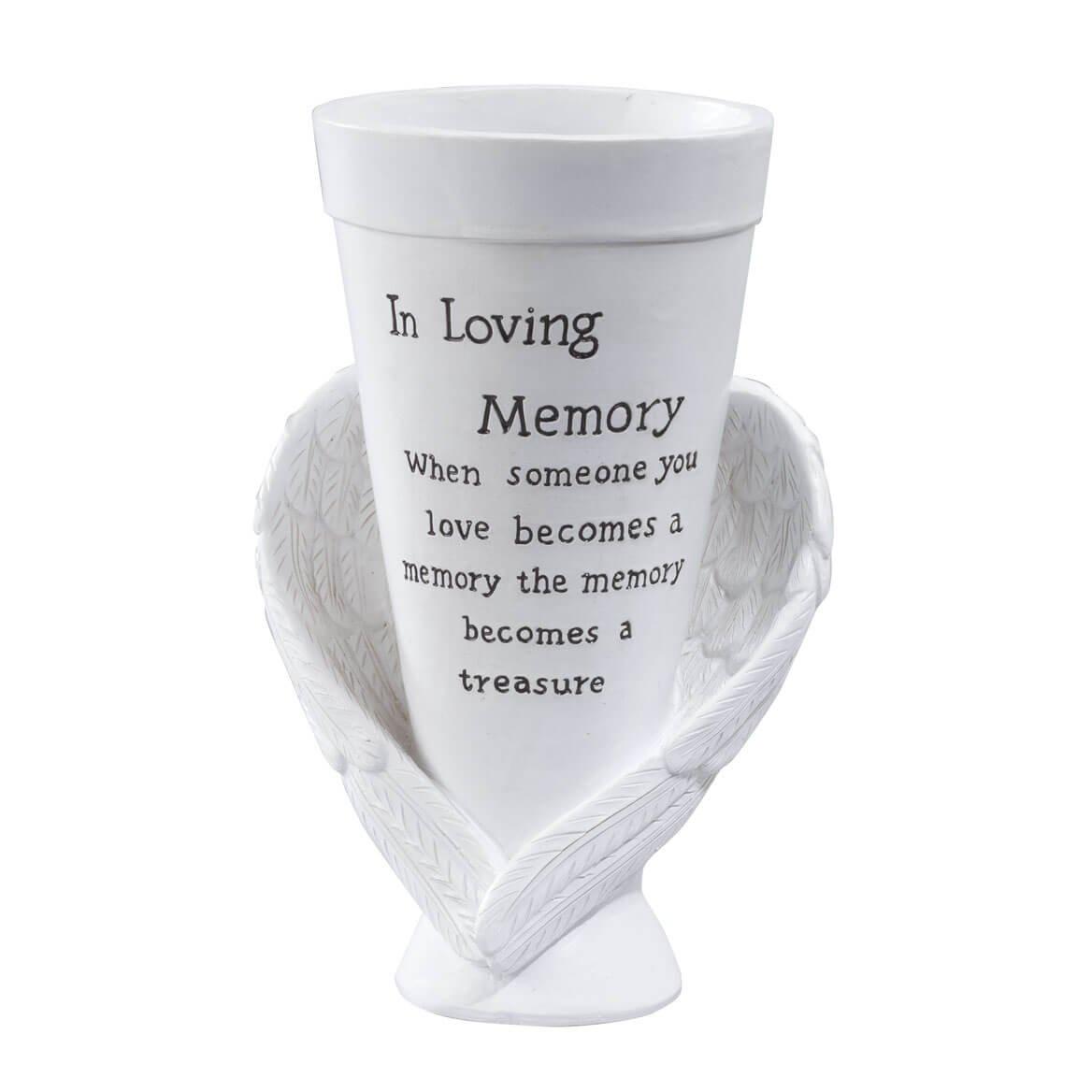 樹脂Memorial Cemetery花瓶by Maple Lane Creations B075DKXSWJ