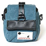 Besnfoto Professional mirrorless Camera waterproof Travel Bag 1007 Case blue