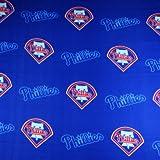 Philadelphia Phillies MLB Fleece Throw Blanket by Northwest