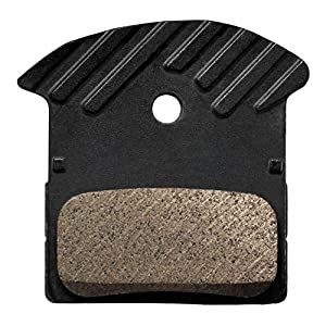 Shimano J02A Resin Disc Brake Pad One Color, One Size