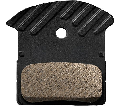 (SHIMANO J02A Resin Disc Brake Pad Pair)