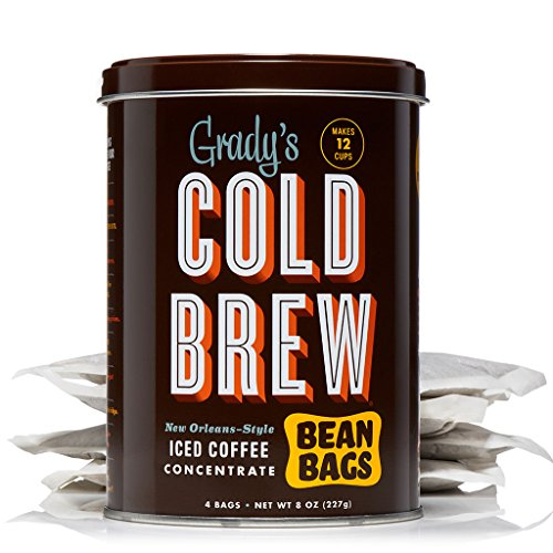 Grady's Cold Brew Iced Coffee Kit, 8 oz., 2 Count