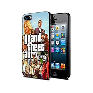 Grand Theft Auto V 5 Case For Samsung Grand Silicone Cover Case Ngta10