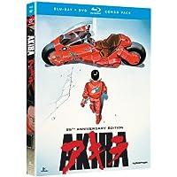Akira 2 Discs on Blu-ray/DVD (1988)