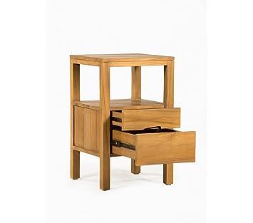 Bout de canapé - Table de Chevet - Meuble sous Vasque en ...