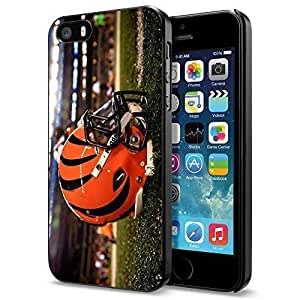 meilinF000American Football NFL CINCINNATI BENGALS Helmet, Cool iphone 5/5s Case CovermeilinF000