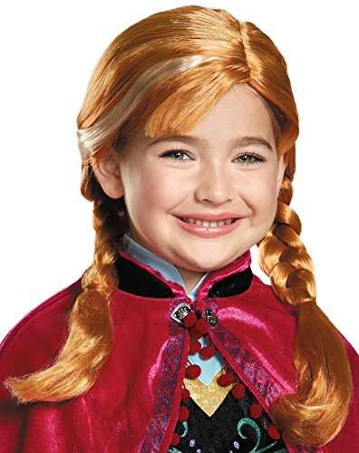 Disneys Frozen Anna Child Wig product image