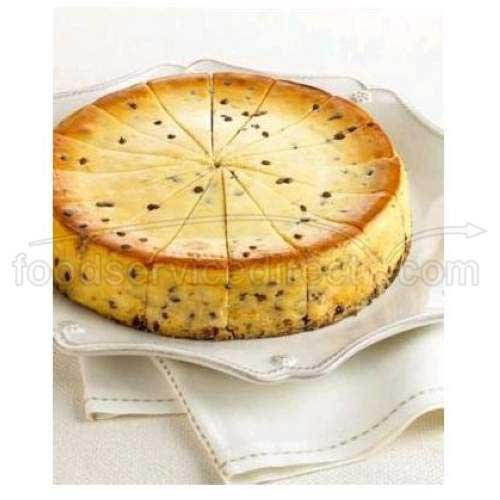 Elis Chocolate Chip Cheesecake, 3 Ounce - 24 per case.