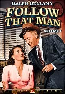 Follow That Man (aka Man Against Crime), Volume 7