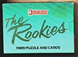 1989 Donruss Rookies Baseball Factory Sealed Set Ken Griffey Kenny Rogers 23134