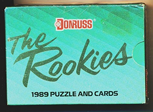 1989 Donruss Rookie Card - 6