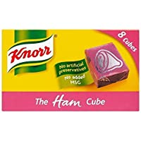 Knorr Stock Cubes Ham (8x10g) by Knorr