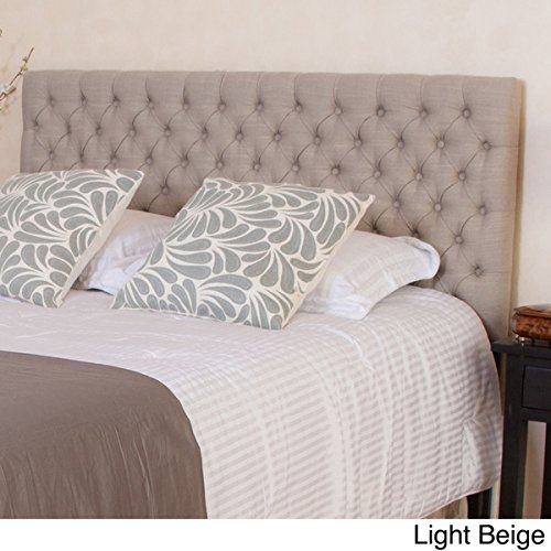 Sand Tall Tufted Headboard Traditional Queen/ Full Size Tufted Headboard an Easy Diy Headboard. Our Padded Headboard Full /Queen Studded Headboard Is a Button Nailed Headboard