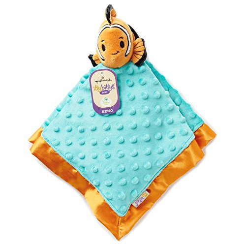 Hallmark itty bittys Nemo Baby Lovey Baby Essentials Baby