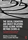 buy book  The Social Cognition and Object Relations Scale-Global Rating Method (SCORS-G): A comprehensive guide for clinicians and researchers 1st Edition