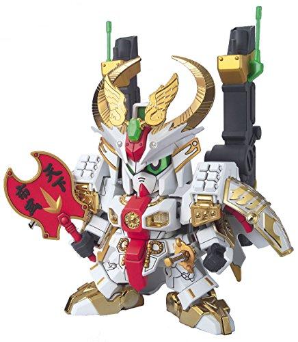 Bandai Hobby BB#395 Nidaime Gundam Dai-Shogun, SD Gundam Action Figure ()