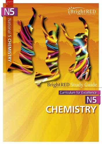 National 5 Chemistry Study Guide (BrightRED Study Guides)