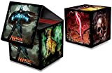 Magic the Gathering CUB3 Deck Box - Jace, the Mind Sculptor