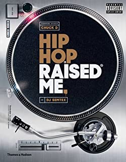 Book Cover: Hip Hop Raised Me