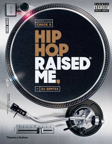 Book Cover: Hip Hop Raised Me
