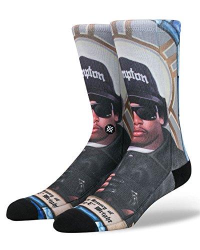 Stance Men's Praise Eazy-E Socks Multi L