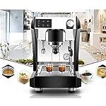 Macchina-per-caff-espresso-semiautomatica-che-pompa-caffettiera-italiana-tipo-Latte-a-vapore-Latte-Art-Commerciale-e-domestico-nero