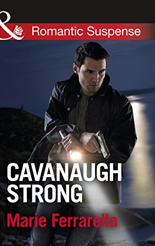 book cover of Cavanaugh Strong