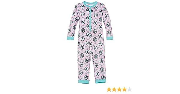 Mini ZZZ W14208 - Pijama de una pieza para niña, color rosa, talla 2 años: Amazon.es: Ropa y accesorios