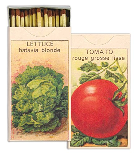 - Matches - Seed Packets (Set of 3)