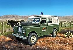 Italeri 6542S 1/35 Land Rover 109 Guardia Civil from Italeri