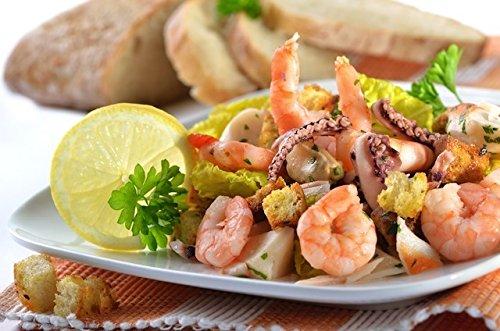 Rabas Empanadas - typisch spanische Tapas aus panierten Octopus ...