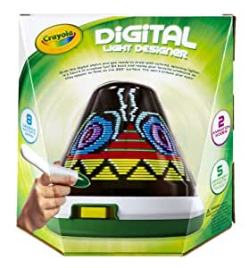 Crayola Light Designer 74 7033 Toys Games