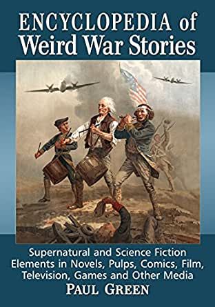 Amazon.com: Encyclopedia of Weird War Stories