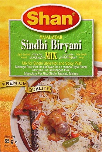 Shan Sindhi Biryani Mix (Pack of 4)