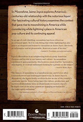 Moonshine A Cultural History Of America S Infamous Liquor Amazon